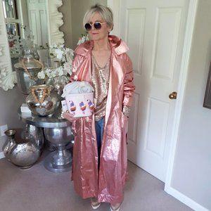 NWT Kate Spade Pippa pink small bucket bag